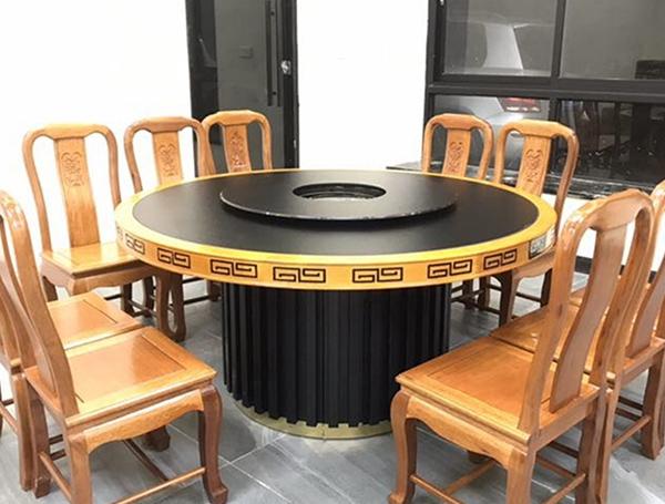 临港火锅店桌椅
