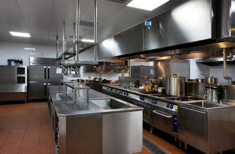 宜宾西区酒店厨房设备