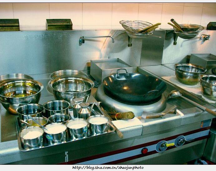长宁酒店厨房设备